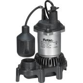 Submersible Sump Pump - 1/3 HP