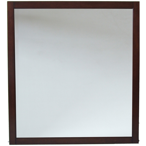 Larissa Bathroom Mirror - Walnut