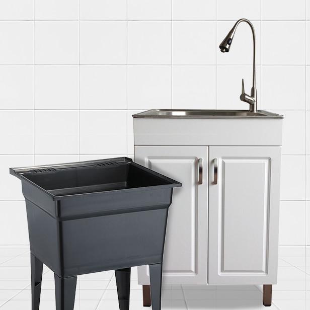 Bathroom Renovations & Remodeling: Vanities, Cabinets