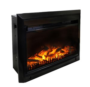 Paramount Electric Fireplace Insert - 25''