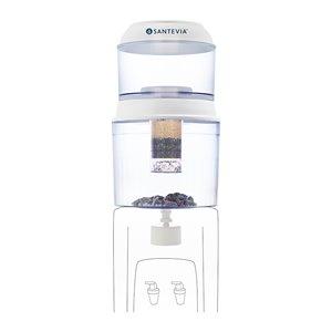 Santevia® Alkaline Gravity Water System - Dispenser Model