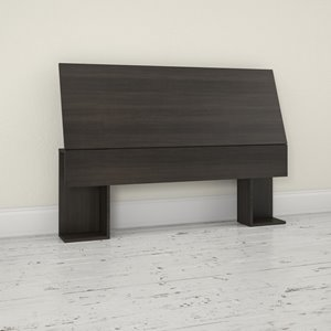 Nexera Full Size Headboard - Ebony