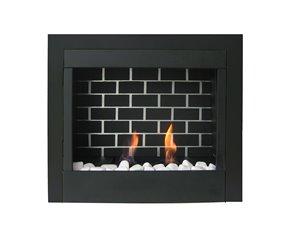 Fuel Fireplace Insert - 23