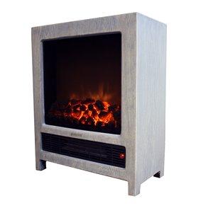 Aura Decorative Heather - Fireplace Style