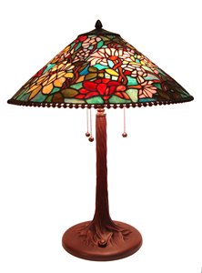 Lampe de table Tiffany, 21