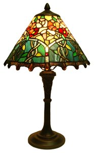 Lampe de table Tiffany, 12