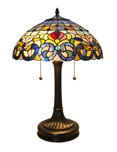 Lampe de table Tiffany, 16