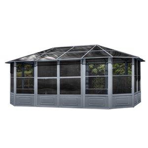 Meubles de jardin : ensembles de patio, parasols, abris-soleil et ...