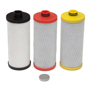 Aquasana 3-Stage Drinking Water Filter Replacement - 600 gal