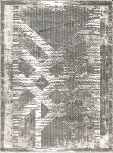 Jenny Area Rug - 2' x 8' - Grey