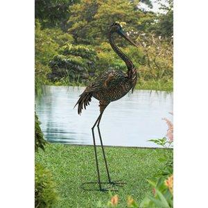 Flamant pour jardin Sunjoy, 42
