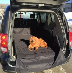 Cargo Liner - Large - SUV and Minivan - 188 x 107 x 38  cm