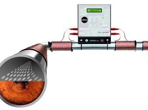Système anti-calcaire et rouille de l'eau Calmat Plus