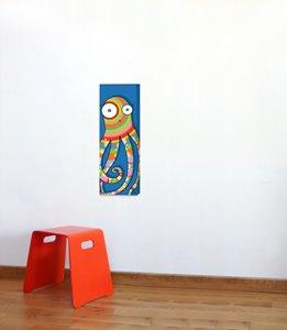 Canvas Art for Kids - Octopus - 8
