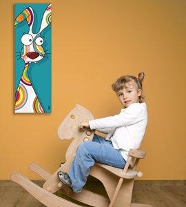 Canvas Art for Kids - Rabbit - 8