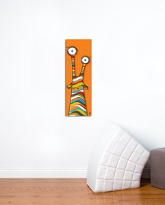 Canvas Art for Kids - Chick - 8