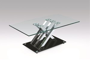 Amara Coffee Table - Clear