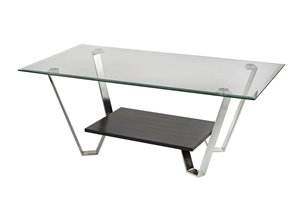 Avalon Coffee Table - Glass