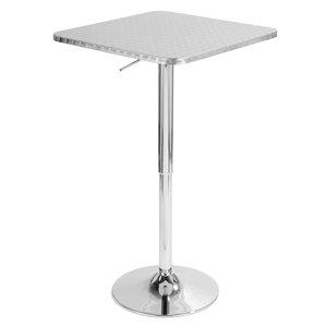 Bistro Bar Table - 25.5
