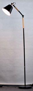 Rita Floor Lamp - Metal - 62.5