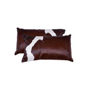 Coussins en peau de vache Kobe,12