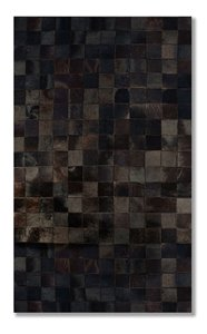 Barcelona Cowhide Rug - 8'x 10' - Chocolate