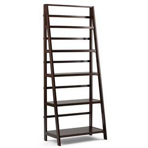 Acadian Bookcase - Pine - 72