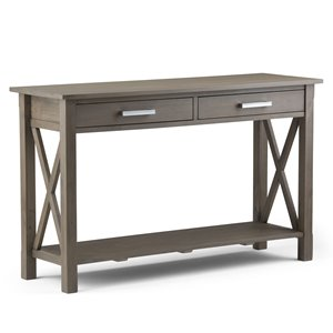 Table console pour salon Kitchener, 28,9