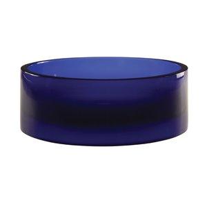 Lana Above-Counter Resin Sink - Round - Depth