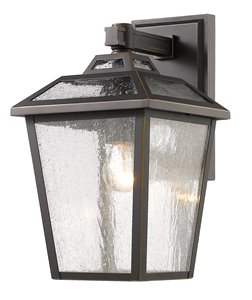Bayland 1-Light Outdoor Wall Sconce - Oil-Rubbed Bronze