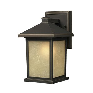Holbrook Outdoor Wall Light - Oil-Rubbed Bronze