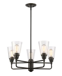 Annora 5-Light Chandelier - 25.13