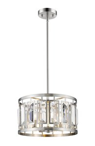 Mersesse 4-Light Pendant - 15.6