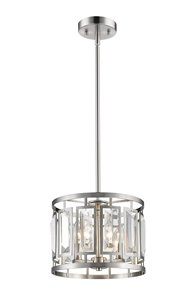 Mersesse 3-Light Pendant - 12