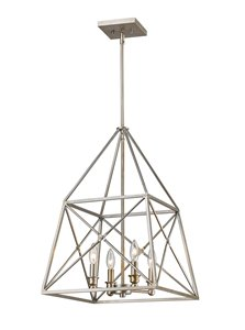 Tressle 4-Light Pendant - 16
