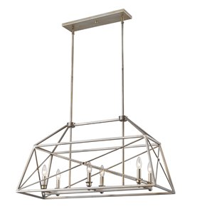 Tressle 6-Light Pendant - 12