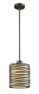 Zinnia 1-Light Mini Pendant - 6