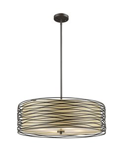 Zinnia 4-Light Pendant - 24
