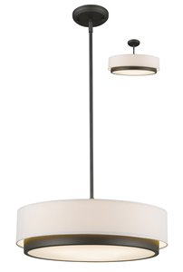 Jade 3-Light Pendant - 22