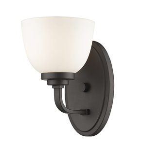 Ashton Wall Sonce - 1-Light - Bronze