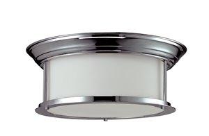 Sonna 3-Light Ceiling Light - 15.5