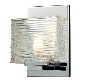 Jaol Vanity Light - 1-Light - Chrome