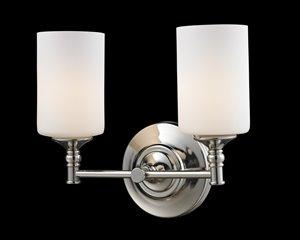 Cannondale Vanity Light - 2-Light - Chrome