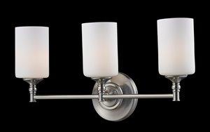 Cannondale Vanity Light - 3-Light - Brushed Nickel