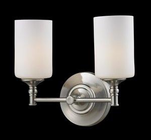 Cannondale Vanity Light - 2-Light - Brushed Nickel