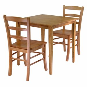 Groveland 3-Piece Dining Set -  2 Chairs
