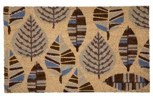 Paillasson en fibre de coco multi-feuilles, 18