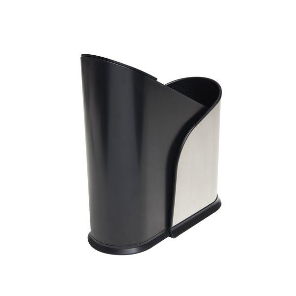 Umbra Furlo Black/Nickel Utensil Holder