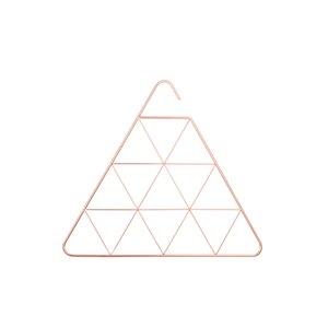 Triangle Scarf Rack - Copper