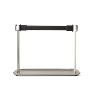 Limbo Paper Towel Holder - Black/Nickel